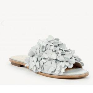 Sole Society Caelyn Floral Slide Sandal